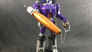 getlinkyoutube.com-DX9 D07 Tyrant (Not Masterpiece Galvatron) Review