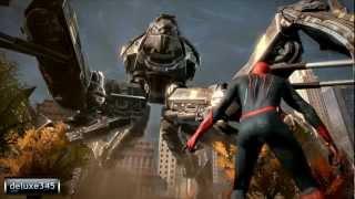 getlinkyoutube.com-The Amazing Spider-Man Gameplay (PC HD)