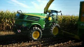 John Deere - New 8000 Series SPFH