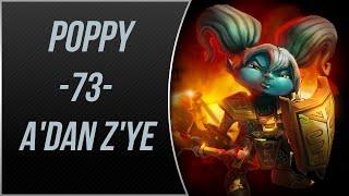 getlinkyoutube.com-LoL | KABIZ OLAN Poppy Oynanış | Gameplay | 60 FPS | A'dan Z'ye #73
