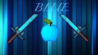getlinkyoutube.com-Blue PvP Texture pack!