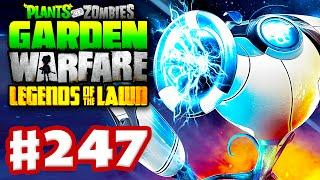 getlinkyoutube.com-Plants vs. Zombies: Garden Warfare - Gameplay Walkthrough Part 247 - Pea Effect Plasma Pea! (PC)