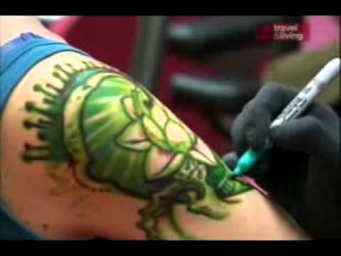 tattoo  Guy Aitchison L A  ink