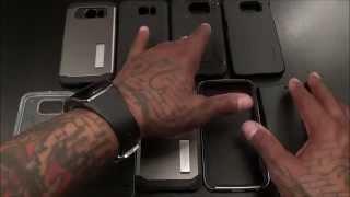 getlinkyoutube.com-The Best Samsung Galaxy S6 Cases from Spigen