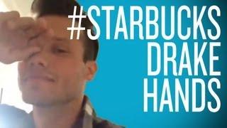 "getlinkyoutube.com-""Starbucks Drake Hands"" Revealed and Parody by Larry King   DAILY REHASH   Ora TV"