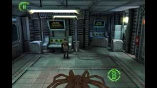 getlinkyoutube.com-Let's Play iOS: AVP: Evolution (Alien Mission 1 - Queen's Chamber & Mission 2 - Facehugger at Large)
