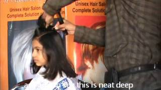 u hair cut in just five minutes