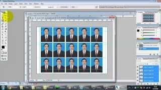 getlinkyoutube.com-การทำรูปติดบัตร ตัดหน้า ใส่เสื้อ