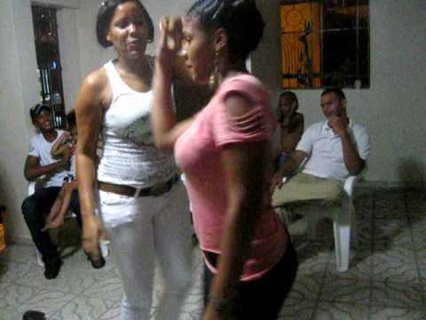 Dancin Perico Ripiao In Dr, While It Rains Outside, Excuse T