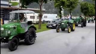 Traktor Oldtimer treffen in Rietz/Tirol am 29 05 2014