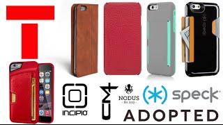 getlinkyoutube.com-Top 5 iPhone 6/6S Wallet Cases 2015