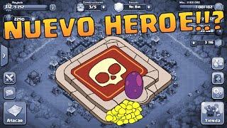 getlinkyoutube.com-NUEVO FUTURO HEROE?!! RUMORES ACTUALIZACIÓN!! - CLASH OF CLANS - [REYKOB]