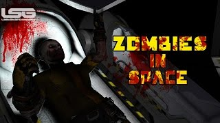 getlinkyoutube.com-Space Engineers - Zombies Infected Game Mode, Run For Your Life !!!