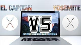 getlinkyoutube.com-OS X El Capitan VS Yosemite Speed Test - Is It Faster?