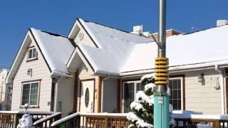 getlinkyoutube.com-목조주택 VS 콘크리트 주택 단열성능비교