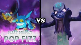 getlinkyoutube.com-Skylanders Trap Team - S3 Fizzy Frenzy Pop Fizz Vs Kaos