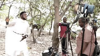 Jimmy D Psalmist - Mighty Man Of War (Behind the Scenes)
