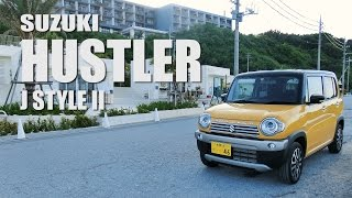 "getlinkyoutube.com-新型ハスラー ""J style II"" / 沖縄発CAR雑誌 クロスロード9月号"