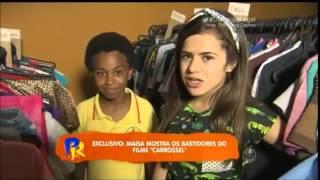getlinkyoutube.com-Maisa mostra os Bastidores do Filme Carrossel
