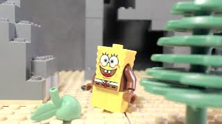 getlinkyoutube.com-lego spongebob ugh PART 1
