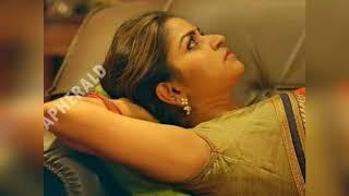 Nandhini serial actress Nithya Ram hot navel edit, navel carnival