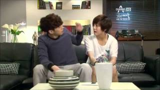 The Strongest Kpop Survival - Kiss Scene