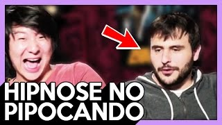HIPNOSE NO PIPOCANDO : ROLANDINHO , ODEIA O LEONARDO DI CAPRIO ! (com Bruno Bock ) - 177