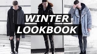 getlinkyoutube.com-Winter Lookbook   Mens Fashion, Layering ASOS, ZARA, ADIDAS   Gallucks