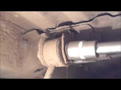 Расположение в Volkswagen Кадди Макси резинок стабилизатора