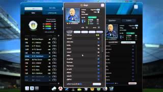 getlinkyoutube.com-FIFA ONLINE 3 :: แผน 4-2-4 (แก้แผน 2-3-5) แผนManagerพิชิตดาวทอง