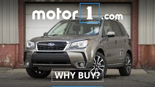 getlinkyoutube.com-Why Buy? | 2017 Subaru Forester Review