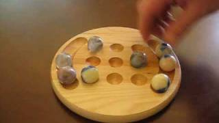 tic tac toe - hardwood board games
