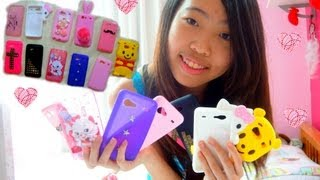 ❤  My Phone Case Collection + Phone Accessories Collection (UPDATE) ❤