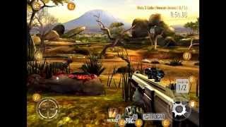 getlinkyoutube.com-Deer Hunter 2014 #12 - Região 4 -Série de Arcos - África do Sul PT-BR