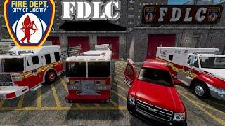getlinkyoutube.com-GTA IV - Firefighter Mod - FDLC