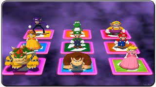 getlinkyoutube.com-Mario Party 4 All Minigames