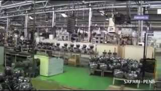 getlinkyoutube.com-Royal Enfield Factory Chennai - For Enfield Lovers Only!!!