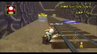 getlinkyoutube.com-[MKWii - TAS] Area 28 - 2:46.666 (Hard Route)