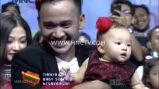 "getlinkyoutube.com-Thalia (Ruben Onsu) "" Baby Socmed Kesayangan "" - Mom And Kids Awards 2015 (22/12)"