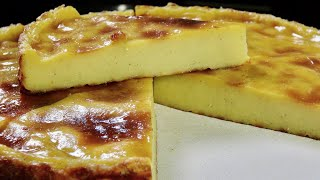 getlinkyoutube.com-Parisian Flan / French Custard Pie – Bruno Albouze – THE REAL DEAL