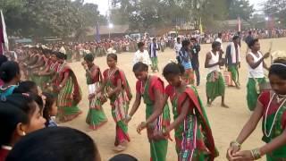 getlinkyoutube.com-santhali dance jamshedpur tilkagarh 2017