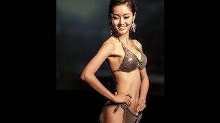 getlinkyoutube.com-2014 미스인터콘티넨탈 하이라이트 수영복쇼