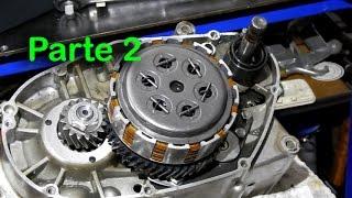 ✔ Reparación total de motor Suzuki AX 100 Parte 2