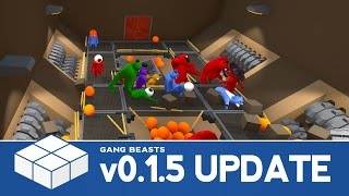 getlinkyoutube.com-Gang Beasts v0.1.5 Update - Containers, Halloween Costumes and Spawns
