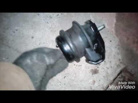 Замена подушки двигателя Infiniti FX, в кузове S50
