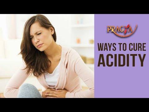 Easy Ways To Cure Acidity- Dr. Preeti Chabbra (Ayurveda Expert)