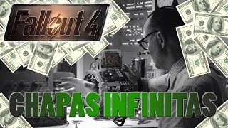 getlinkyoutube.com-CHAPAS INFINITAS · FallOut 4 · ESPAÑOL