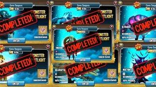 getlinkyoutube.com-Monster Legends, All 7 Spotlights challenge (reward 21 gems) (1080pHD)