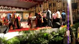 getlinkyoutube.com-Dayanand Sagar Institutions Graduation Day 2010 Fight/Fiasco