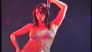 getlinkyoutube.com-Emily Booth stripping, slutty poledance.she goes toplliss.
